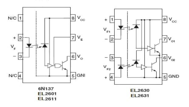 查看: 1|回复: 0亿光光耦6n137规格与应用电路[复制链接]
