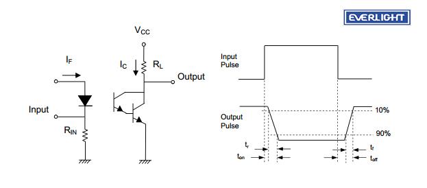 220v检测电路 光耦